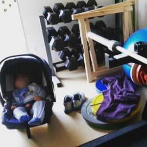 no excuse in the gym con Gioele
